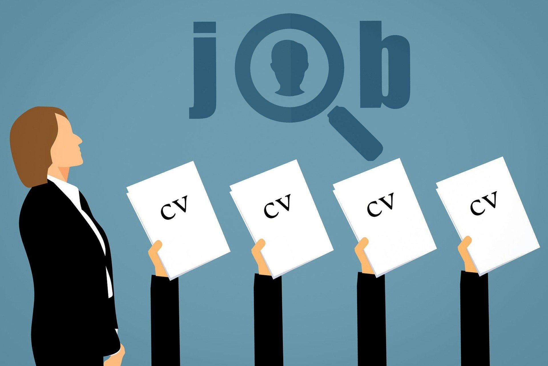 Le CV, l'indispensable dans le monde de l'emploi.