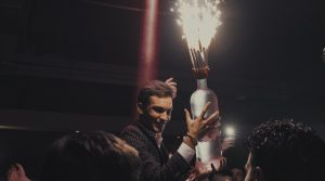 soiree champagne